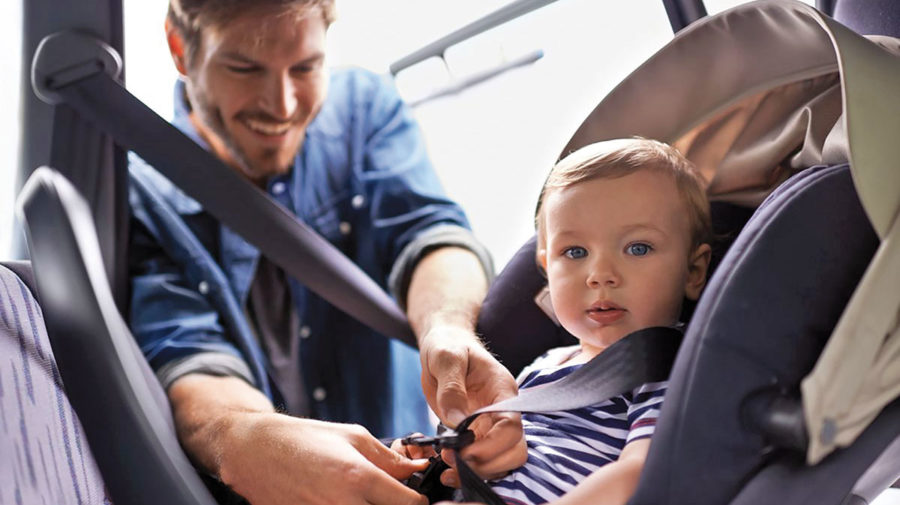 Traveling Safely With Children: New California Laws For